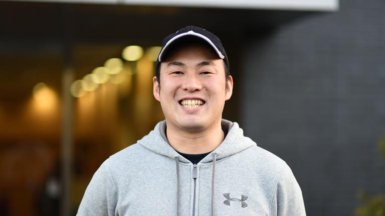 平成医療学園教員 兼 追手門学院大学ラグビー部スポーツトレーナー 益賢明 氏の写真