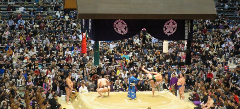 スポーツビジネスの理想形は日本にあり!大相撲が持つ3つの優位性