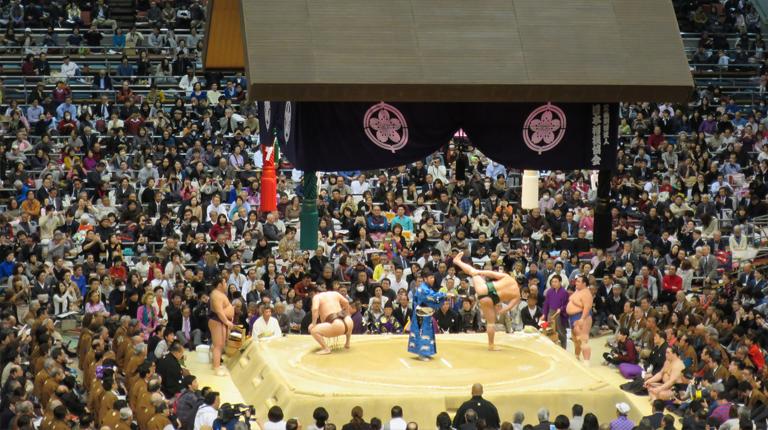 スポーツビジネスの理想形は日本にあり!大相撲が持つ3つの優位性の写真