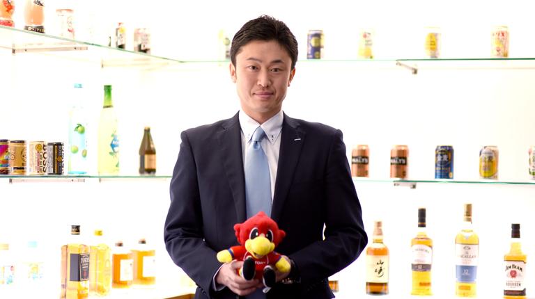 サントリーサンバーズ(Vプレミアリーグ) チームサポートスタッフ、チームマネージャー 吉田譲氏 インタビューの写真
