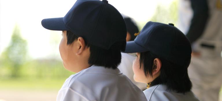 子どもと地域スポーツの関わり(1)