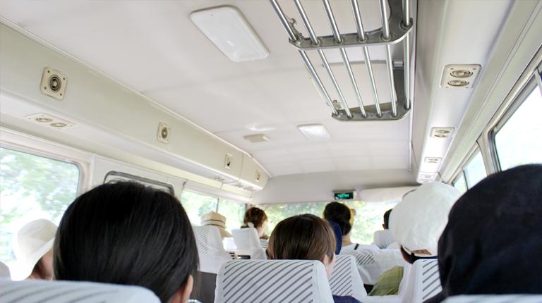【愛媛県】「30分では語れない!!」小学生をファンに変える無料バスツアーとは?の写真
